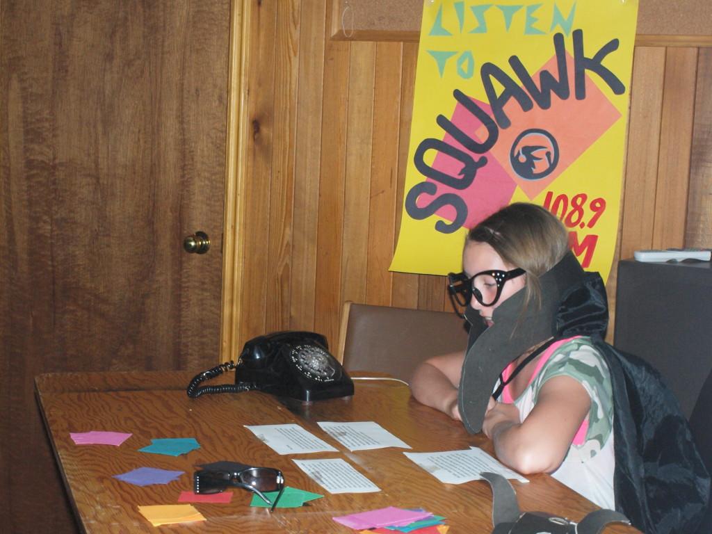 Squawk Radio